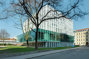 Heinrich-Böll-Stiftung | Office buildings | E2A Architekten