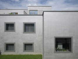 Rosenberg Conversion | Apartment blocks | EM2N