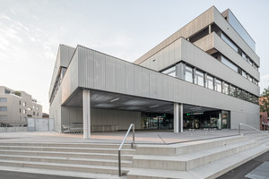 City Center Dubendorf | Edificio de Oficinas | moos. giuliani. herrmann. architekten.