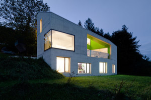 EFH Dättlikon | Detached houses | moos. giuliani. herrmann. architekten.