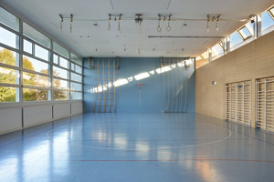Refurbishment School Building & Gym Basadingen | Scuole | moos. giuliani. herrmann. architekten.