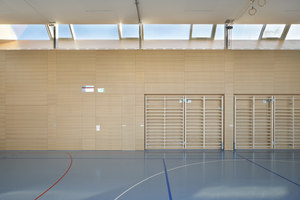 Refurbishment School Building & Gym Basadingen | Écoles | moos. giuliani. herrmann. architekten.