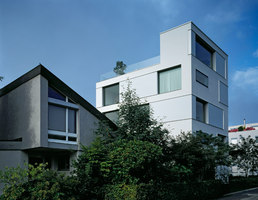 Stadthaus Aarau | Urbanizaciones | Schneider & Schneider Architekten