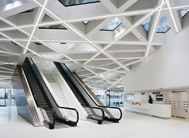 Porsche Museum | Museums | Delugan Meissl Associated Architects