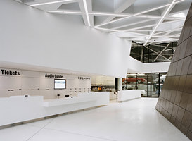 Porsche Museum | Musées | Delugan Meissl Associated Architects
