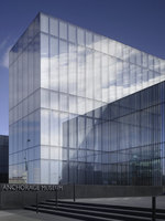 The Anchorage Museum at Rasmuson Center | Musei | David Chipperfield