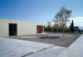 Centre funéraire régional à Nyon, Vaud | Arquitectura religiosa / centros sociales | Aeby & Perneger SA