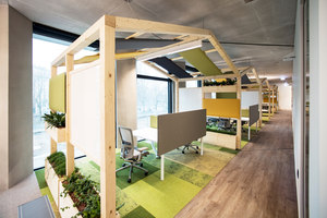 Microsoft House | Office facilities | DEGW