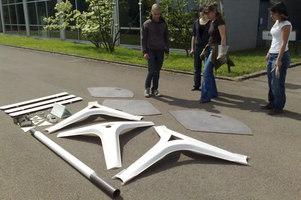 FiDU Rotor | Making-ofs | Oskar Zieta