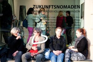 THE FUTURE NOMADS EXHIBITION | In via di lavorazione | Oskar Zieta