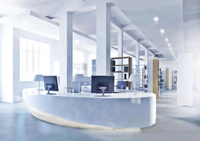 Ring | Office facilities | Michaël Bihain