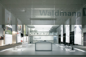 Messestand Waldmann | Trade fair & exhibition buildings | StructureLab Architekten