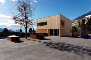 St Gerold Community Center | Administration buildings | CUKROWICZ NACHBAUR ARCHITEKTEN