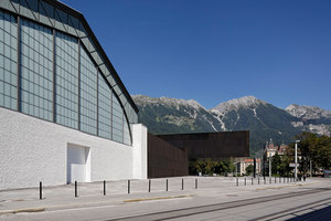 Conversion & extension | Innsbruck Congress Centre A | Office buildings | CUKROWICZ NACHBAUR ARCHITEKTEN