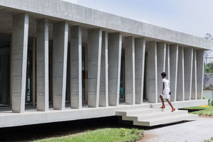 The Swiss Embassy in Ivory Coast | Verwaltungsgebäude | LOCALARCHITECTURE