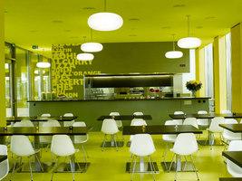 TERMINAL B | Intérieurs de café | ANDRIN SCHWEIZER company