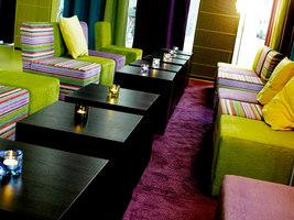 TERMINAL B | Cafeterías - Interiores | ANDRIN SCHWEIZER company