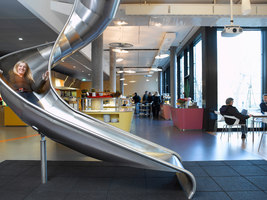 Google EMEA Engineering Hub | Office facilities | Evolution Design