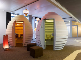 Google EMEA Engineering Hub | Spazi ufficio | Evolution Design
