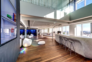 Google Israel Office Tel Aviv | Office facilities | Evolution Design