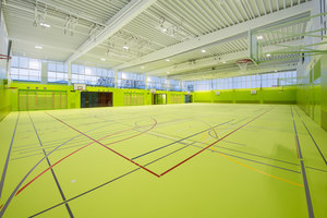 Neumatt Sports Center | Sports halls | Evolution Design