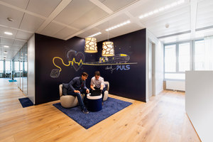 PULS Vario | Office facilities | Evolution Design