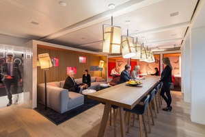 PwC Basel | Office facilities | Evolution Design