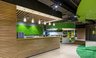 Sberbank | Office facilities | Evolution Design