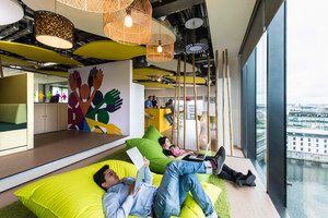 Google Campus Dublin | Oficinas | Evolution Design