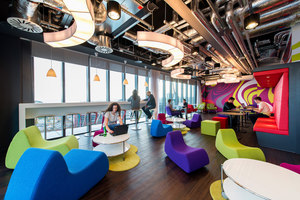 Google Campus Dublin | Office facilities | Evolution Design
