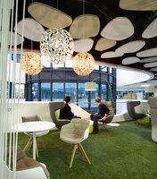 TeamBank Headquarters | Büroräume | Evolution Design
