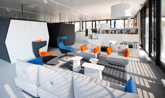 TeamBank Headquarters | Bureaux | Evolution Design