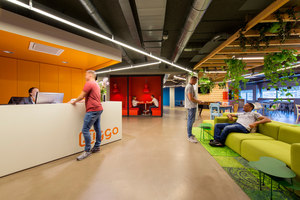 VodafoneZiggo | Office facilities | Evolution Design