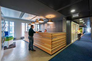 Zeb Office | Office facilities | Evolution Design