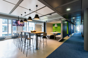 Zeb Office | Spazi ufficio | Evolution Design