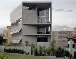 Casa d'appartamenti in via Bertoni, Lugano/ TI | Case plurifamiliari | Könz Molo architetti