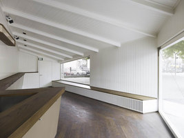 Conversion / Extension of Kino Xenix | Cinema multisale | Frei + Saarinen Architekten