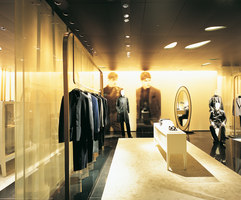 Armani Ginza Tower | Shop interiors | Studio Fuksas