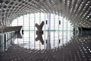 Shenzhen Bao'an International Airport, Terminal 3 | Aéroports | Studio Fuksas