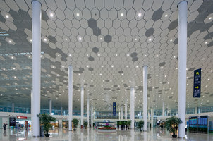 Shenzhen Bao'an International Airport, Terminal 3 | Flughäfen | Studio Fuksas