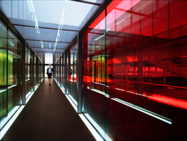 Ferrari Operational Headquarters | Administration buildings | Studio Fuksas