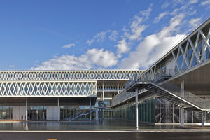 New National Archives of France | Administration buildings | Studio Fuksas