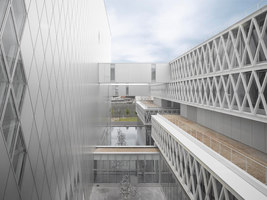 New National Archives of France | Edificios administrativos | Studio Fuksas