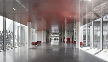 New National Archives of France | Bâtiments administratifs | Studio Fuksas