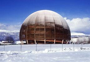 CERN | Universe of Particles | Museums | ATELIER BRÜCKNER