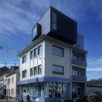 Symbiont Friedrich | Detached houses | FloSundK architektur+urbanistik