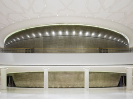 Palace of International Forums »Uzbekistan« | Halles de concert | Ippolito Fleitz Group