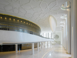 Palace of International Forums »Uzbekistan« | Concert halls | Ippolito Fleitz Group