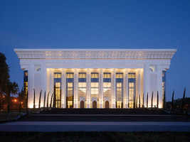 Palace of International Forums »Uzbekistan« | Konzerthallen | Ippolito Fleitz Group