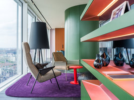 Chromatic Spaces | Living space | Ippolito Fleitz Group